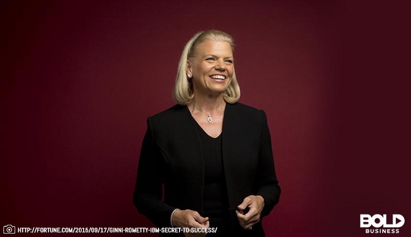 Ginni Rometty - CEO, IBM