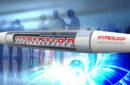 Rendering of the inside of hyperloop tt capsule with passenger seats