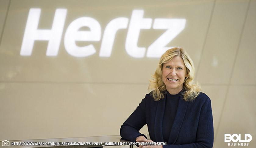 Kathryn Marinello - CEO, Hertz Global Holdings