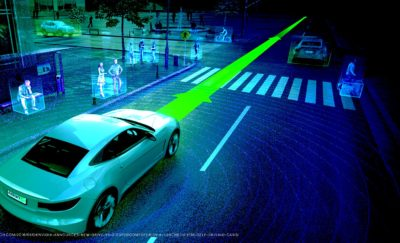 Lidar Technology on Self Driving Car