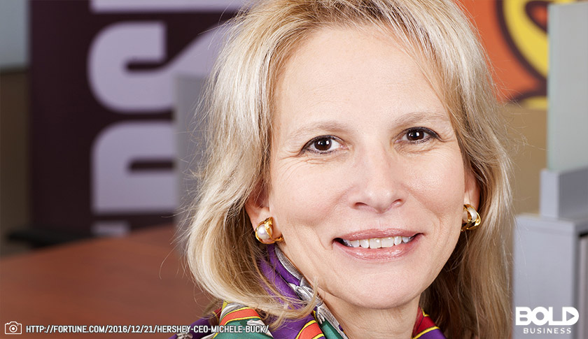 Michele Buck - CEO, The Hershey Company