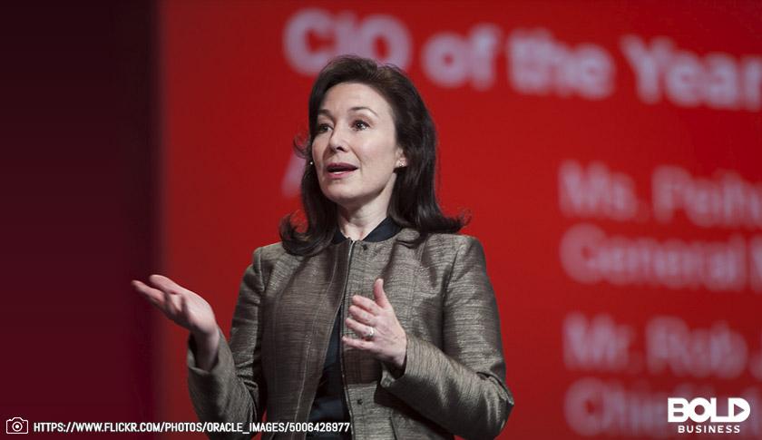 Safra Catz - CEO, Oracle