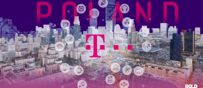 T-Mobile to Power Polands First Smart City