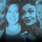 Compilation of 6 Women including Sheryl Sandberg, Susan Wojcicki, Ginni Rometty, Lucy Peng, Meg Whitman, and Safra Catz