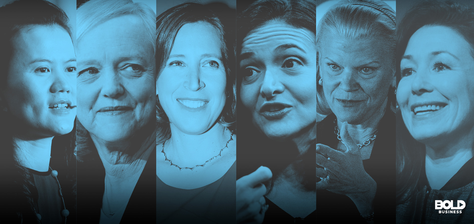 The 18 Most Influential Women in Tech - Bold Business