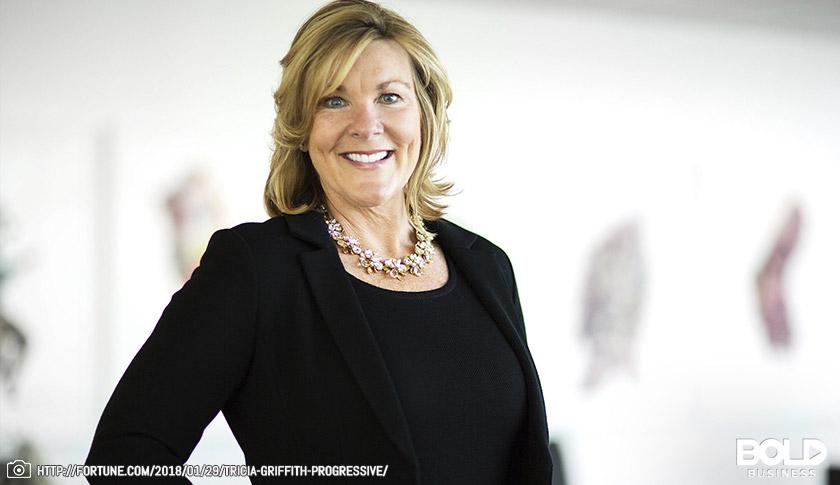 Tricia Griffith - CEO, Progressive