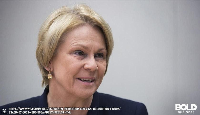Vicki Hollub - CEO, Occidental Petroleum