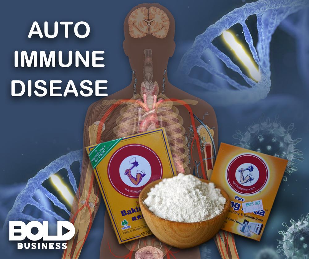 Combating Autoimmune Disease with Baking Soda! - Bold Business