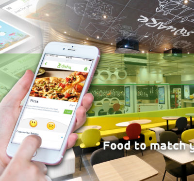 AI Company dishq Personalizes Food Experience