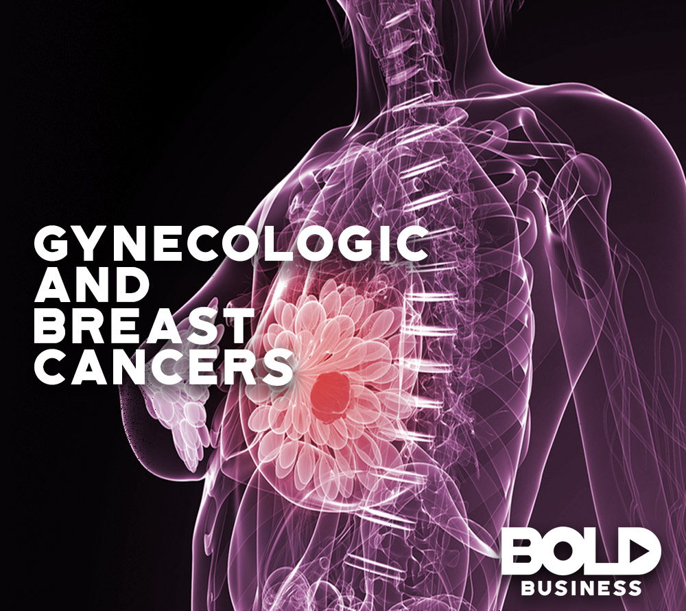 breast cancer, gynecological cancer, oncology, precision medicine
