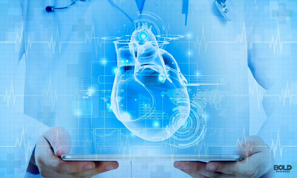 artificial intelligence helps doctors view interactive patient reports