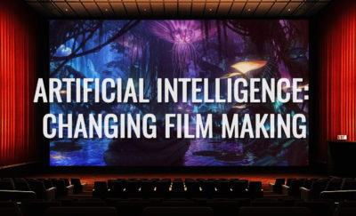 Artificial Intelligence In Film Making
