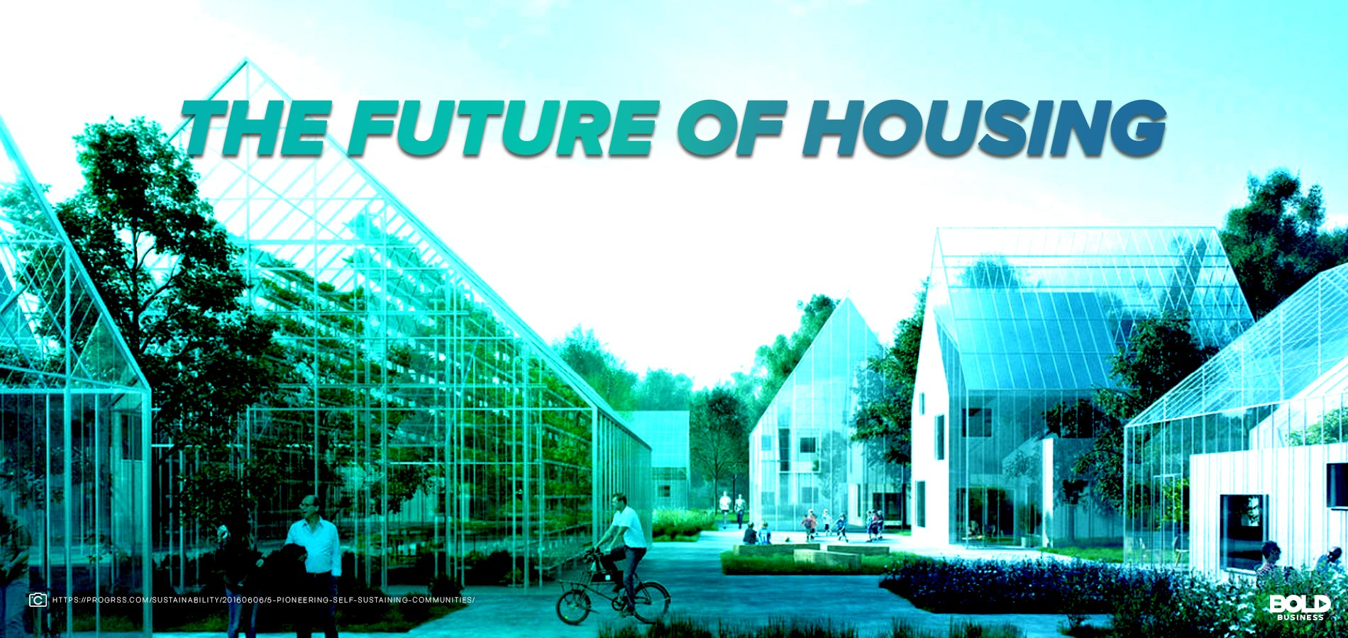 picture showing future of housing development models