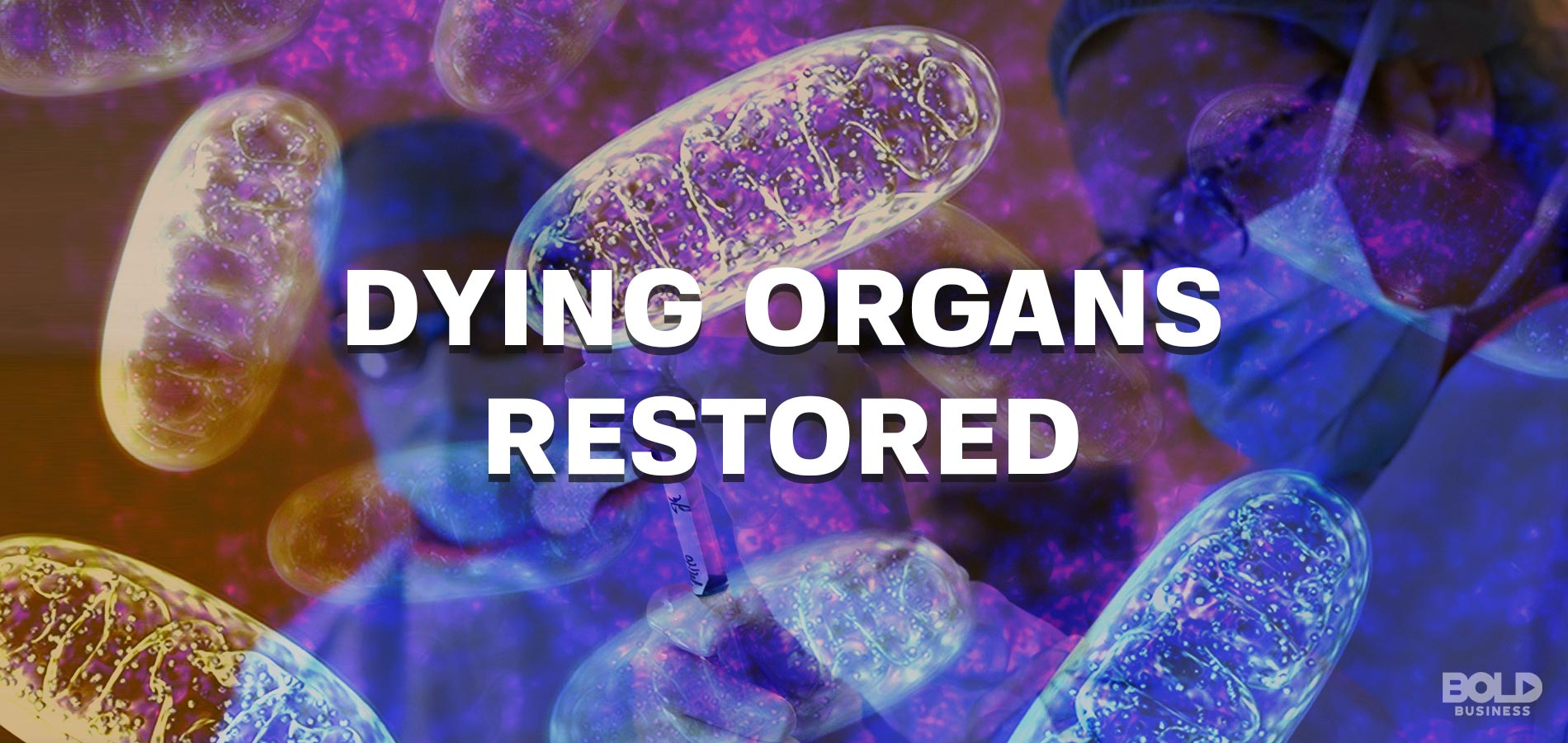 restoration of Dying cells