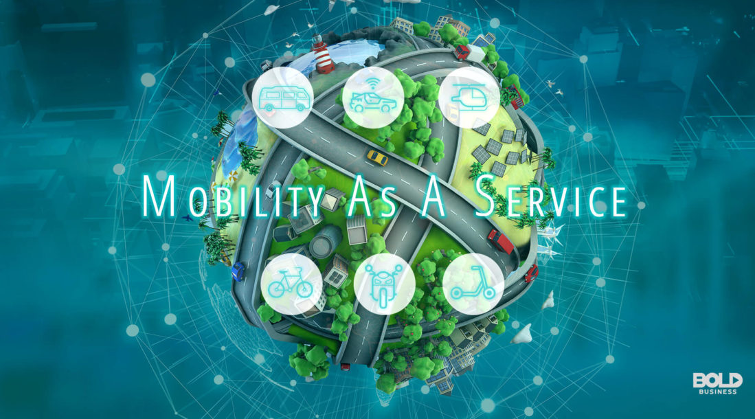 Mobility-as-of-Service