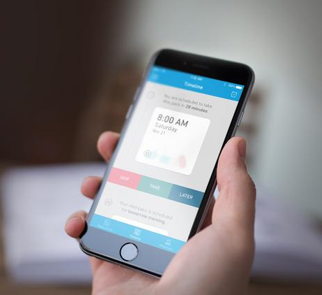 PillPack mobile app showcasing online pharmacy and Amazon Medicine