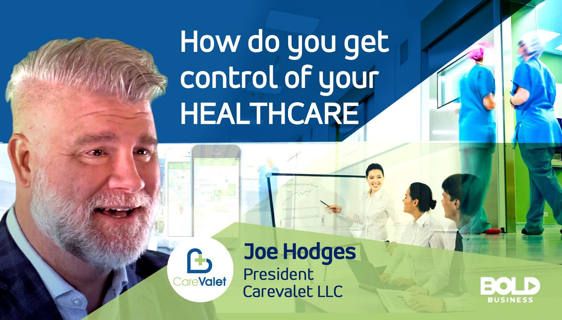 CareValet control of your Health Care