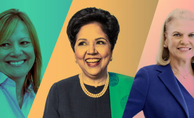 Fortune 500s Female CEOs