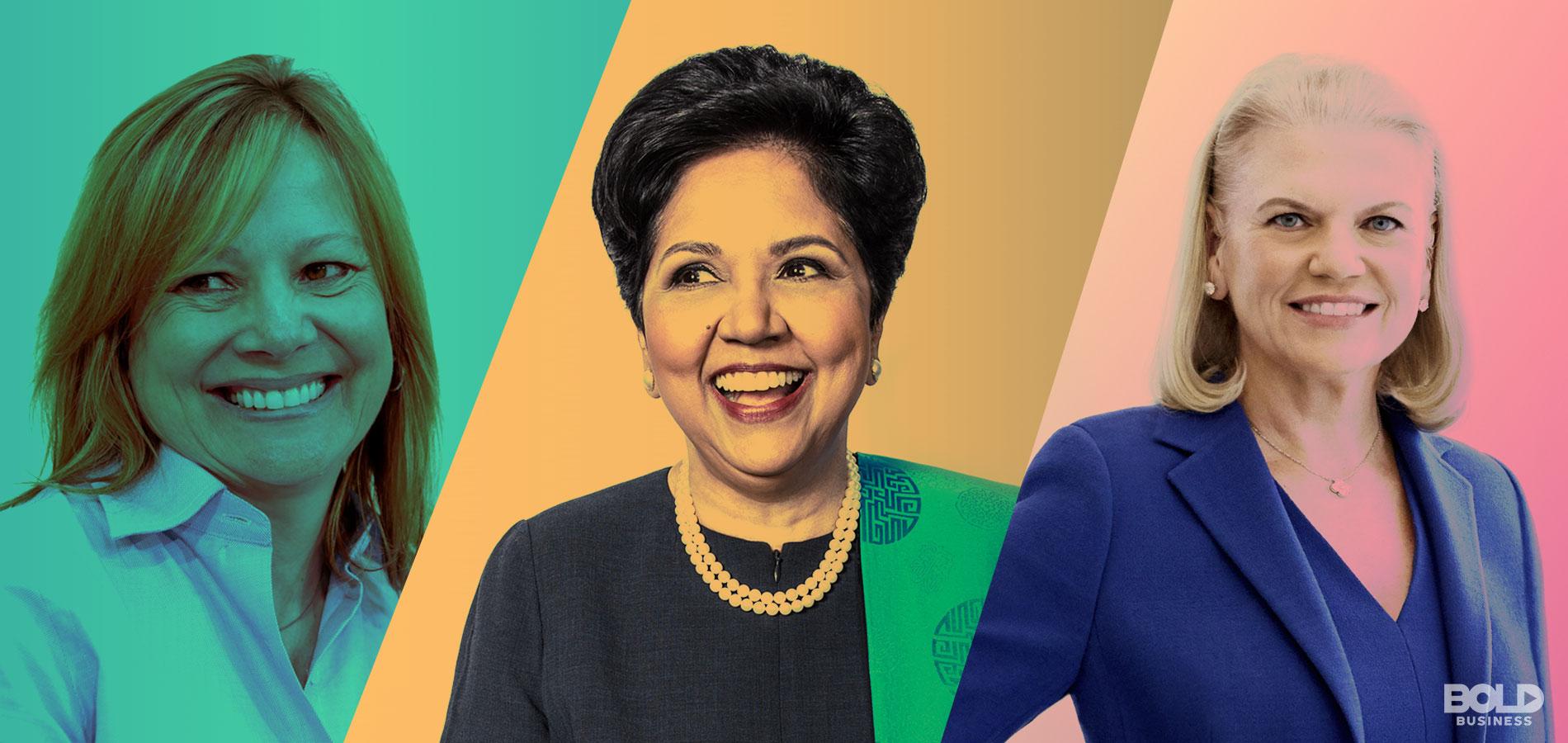 Fortune 500s Female CEOs