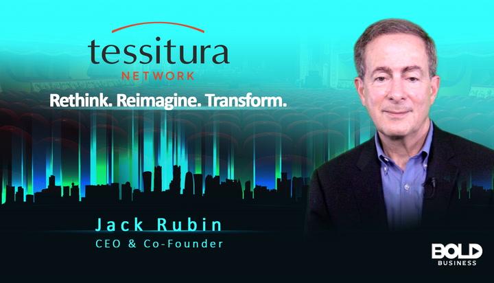 Tessitura Network - Jack Rubin