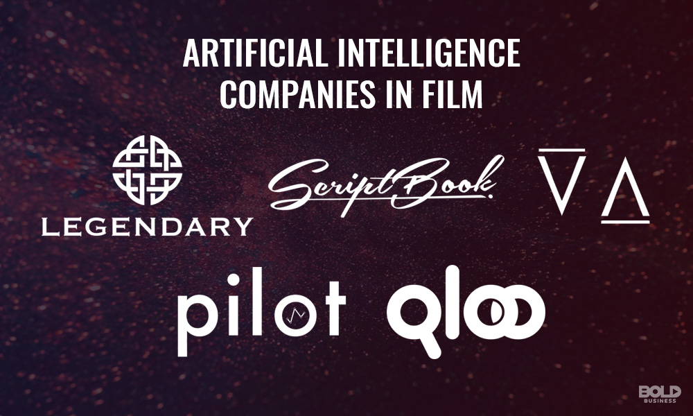 companies that uses artificial intelligence in entertainment industry.