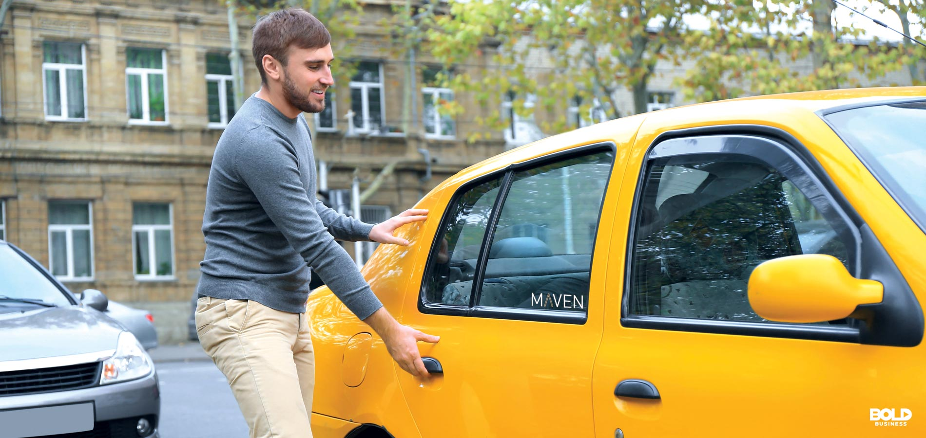 Maven Carsharing in Practice