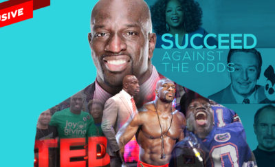Persevering Against the Odds with Titus O'Neil