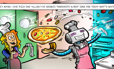 Zume Robotic Pizza