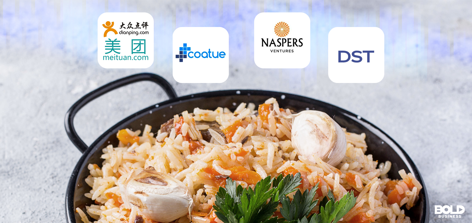 logos of companies leading food delivery business in India