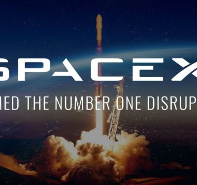 rocket launching with spacex name