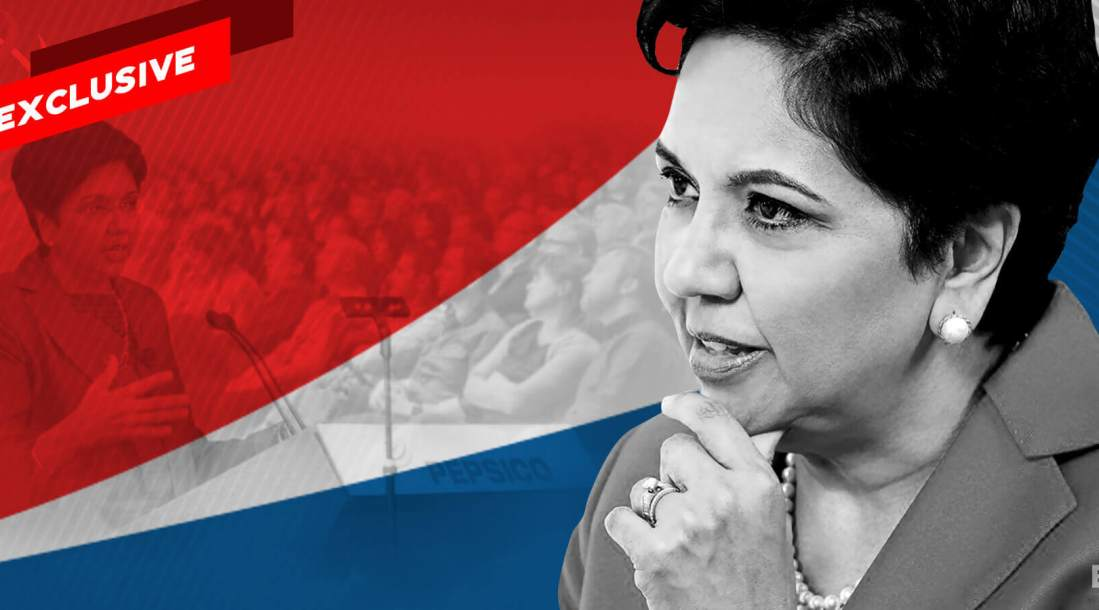 Bold Leader Spotlight: Indra Nooyi of PepsiCo Inc.