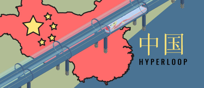 Hyperloop Transportation Technologies Accelerating in China