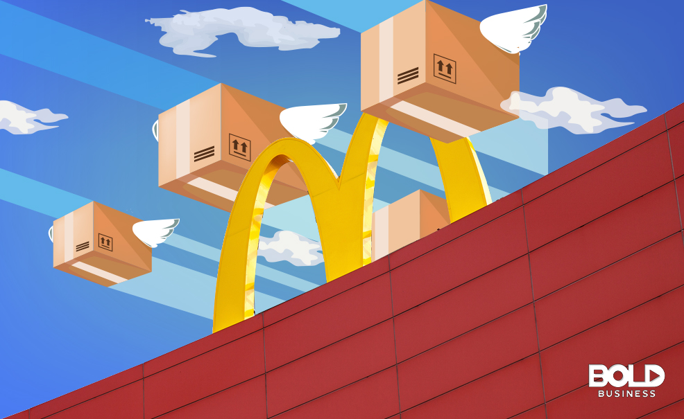 McDonalds business strategy and McDonalds digital transformation through the Velocity Growth Plan