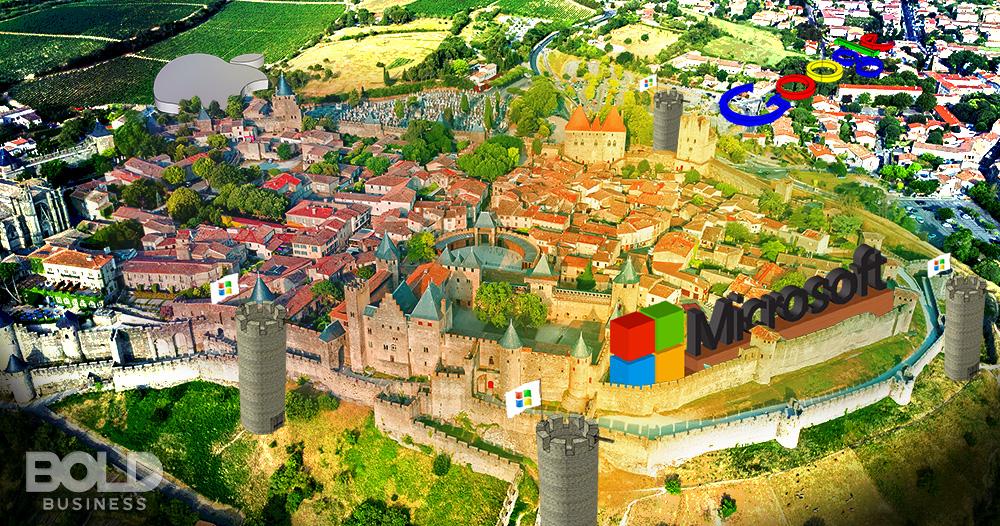 A Microsoft Kingdom