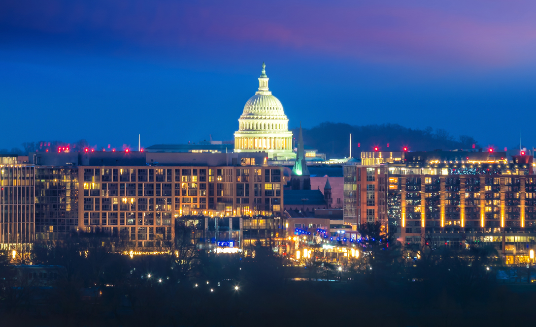 Most Progressive Smart Cities - Washington DC