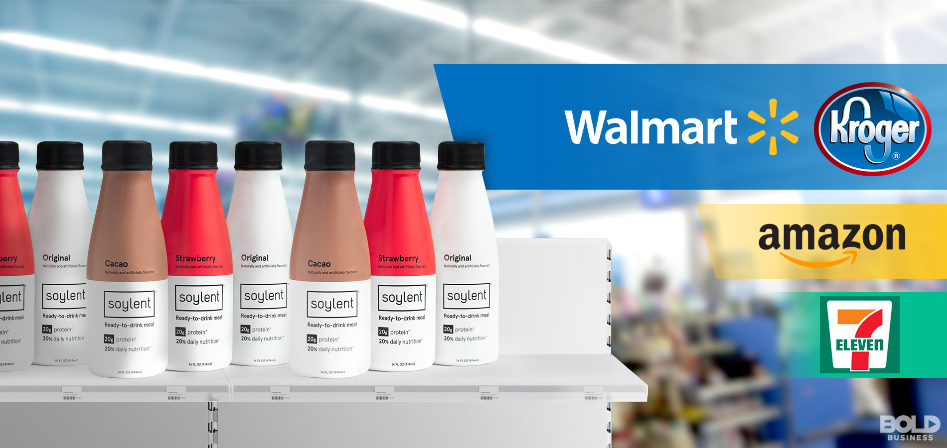 Soylent: Silicon Valley Meal Replacement Favorite, Now in Retail Stores