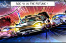 Cars cartoon saying see you in the future