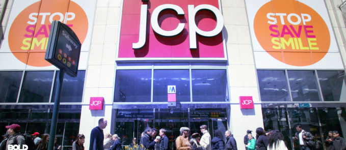 jcpenney store facade