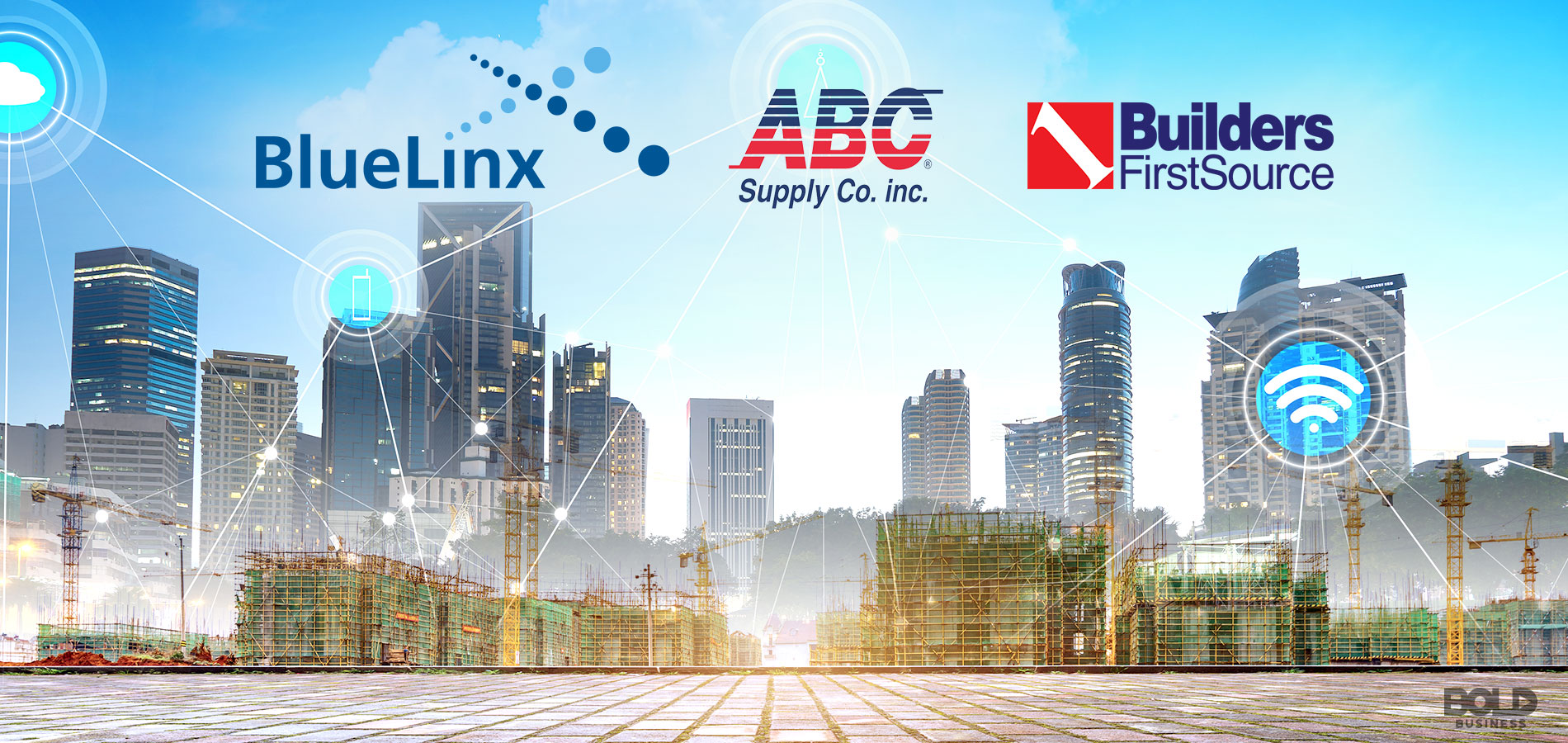 Smart Cities powered by BlueLinx and other Wholesale Building Supply Distributors