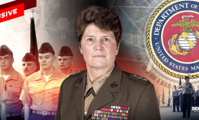 Bold Leader Spotlight – LT General Reynolds