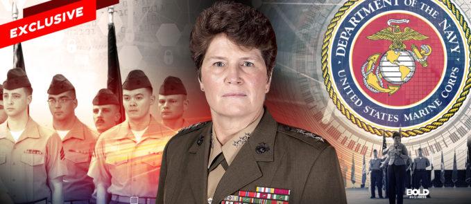 Bold Leader Spotlight – LT General Reynolds