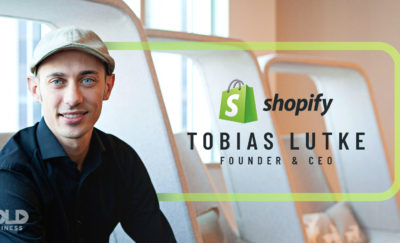 E-commerce giant Shopify gained its status due in large part to Tobias Lutke's bold leadership.