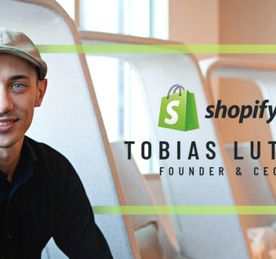 Shopify CEO and founder Tobias Lutke may be low-key, but his leadership is bold.