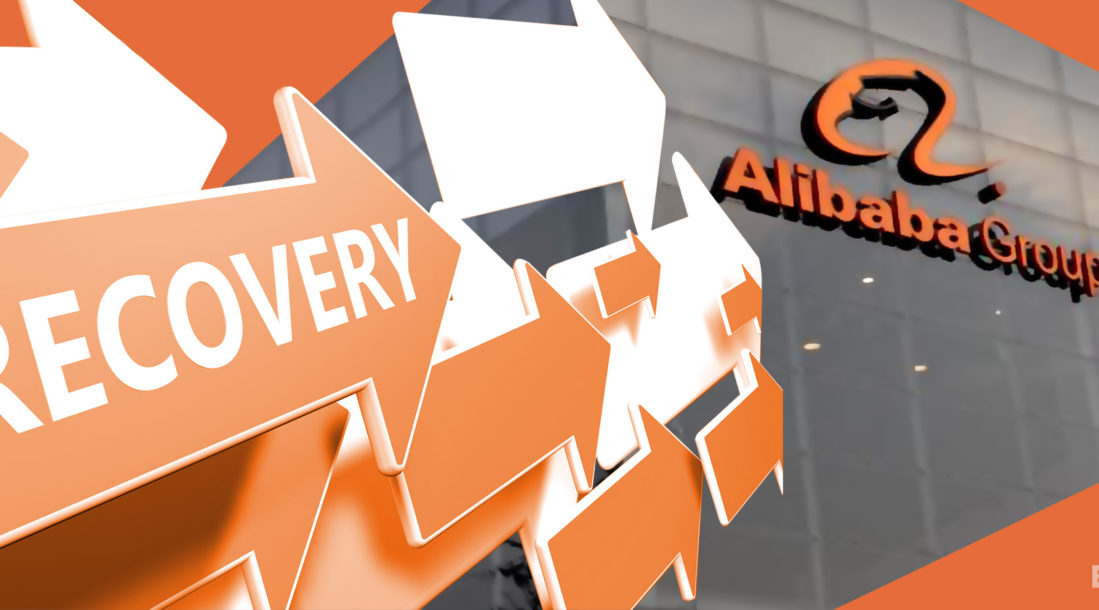 Alibaba's Stock Price is Recovering