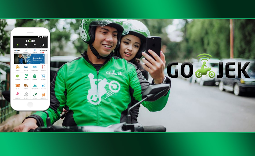 Go Jek Transportation Indonesia