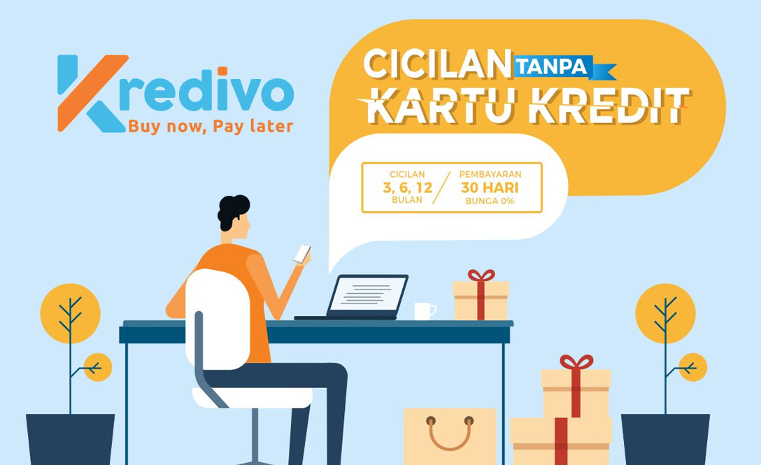 Kredivo Indonesia Infographics