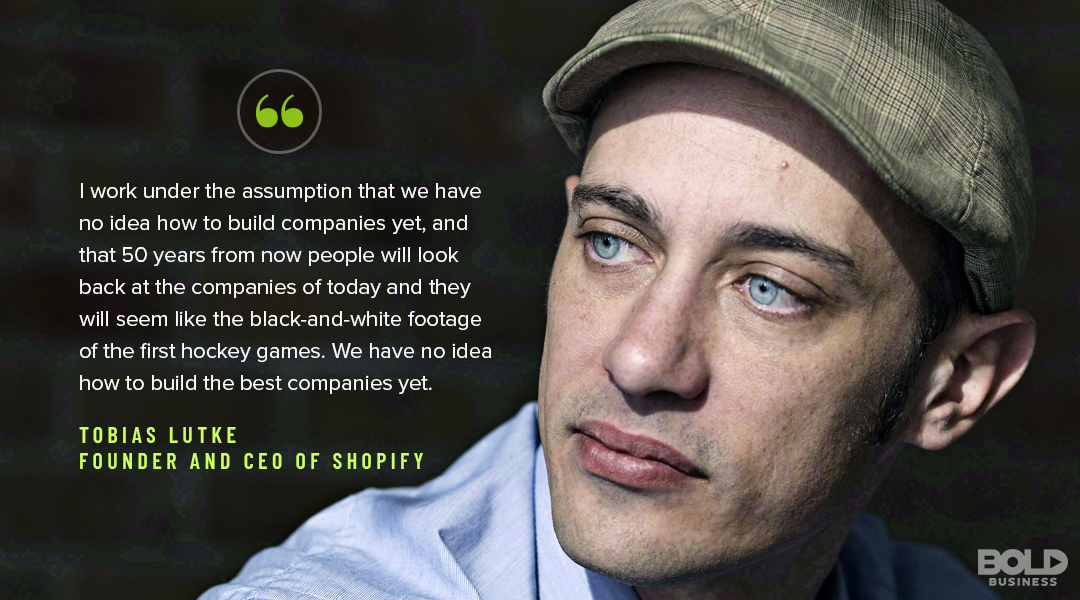 Thanks to the efforts of CEO Tobi Lutke, Shopify is one of the top digital retail platforms for merchants.