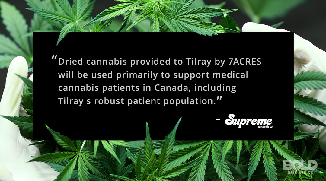 Tilray and Canopy Growth Corporation are two of the largest cannabis companies, but they walk divergent paths.