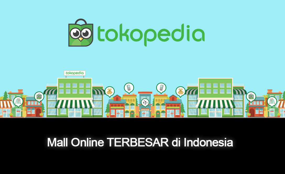 Tokopedia Indonesia Mall Online