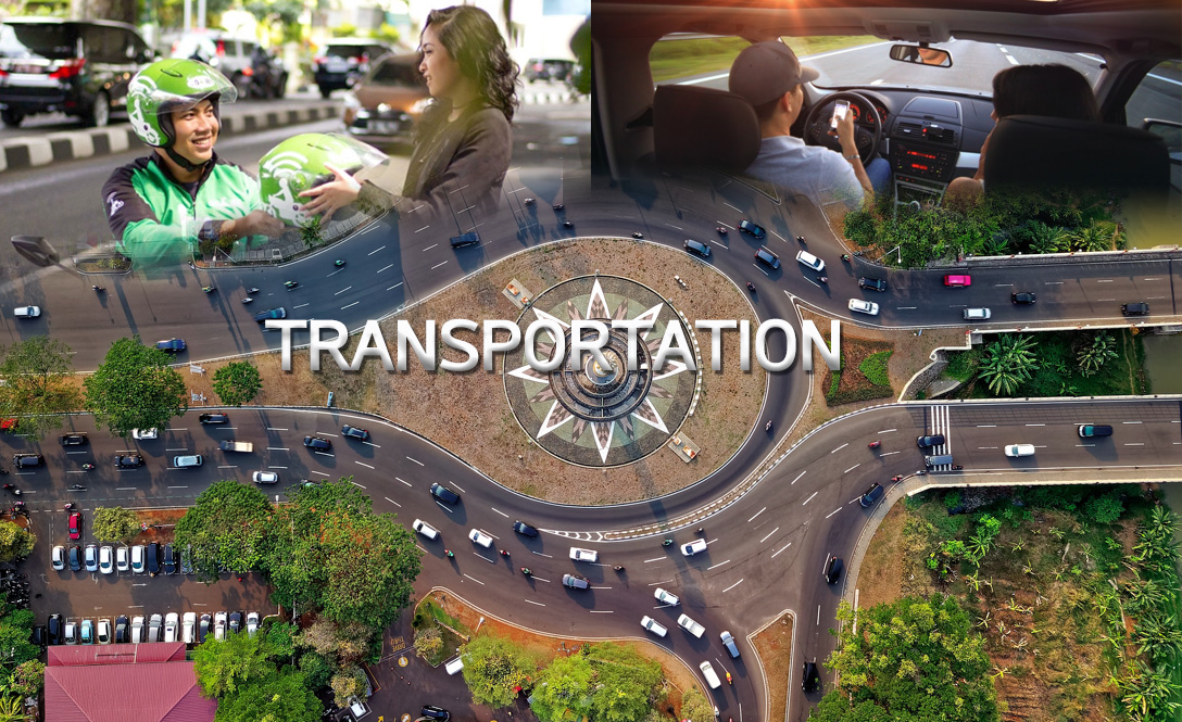 Transportation in indonesia
